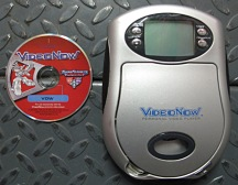 VideoNow and PVD disc