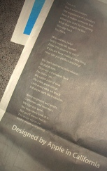 Text of Apple newspaper ad