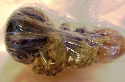 BC Bud in a bag