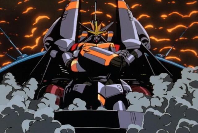 My Favourite Mecha Anime Aim For The Top Gunbuster Sqwabb