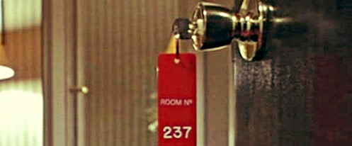 Various people with a view about Room 237 | sqwabb