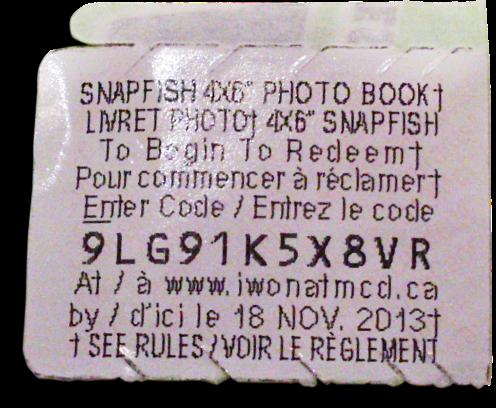snapfish-prize