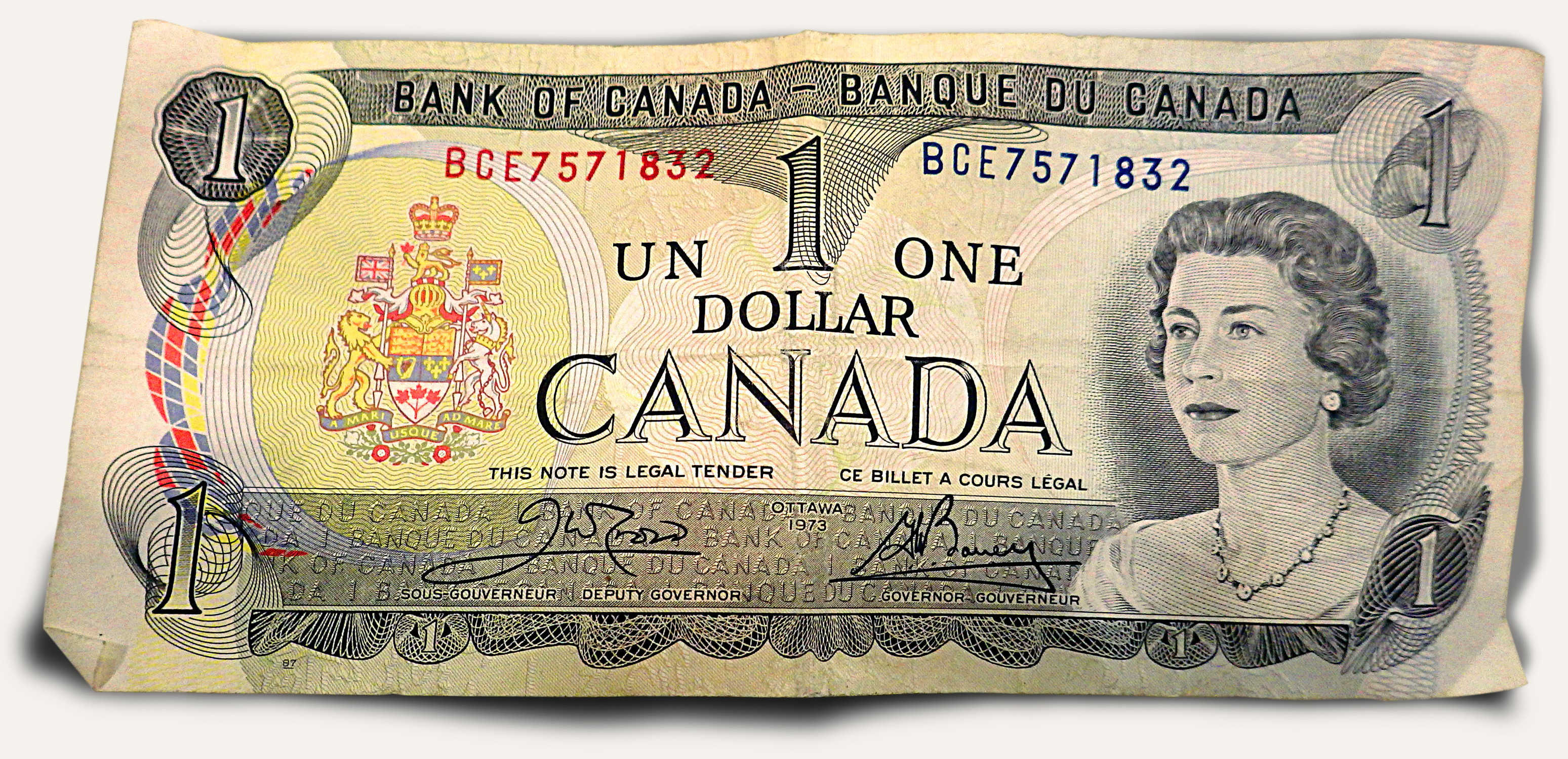 The Last Canadian Dollar Bill Sqwabb