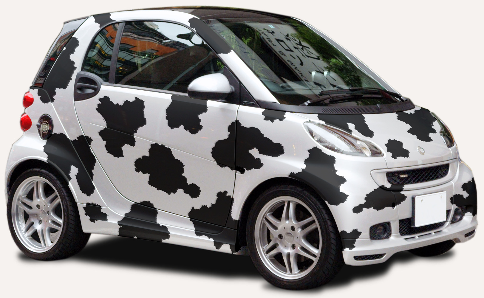 media has a cow over smart car tipping sqwabb. Black Bedroom Furniture Sets. Home Design Ideas