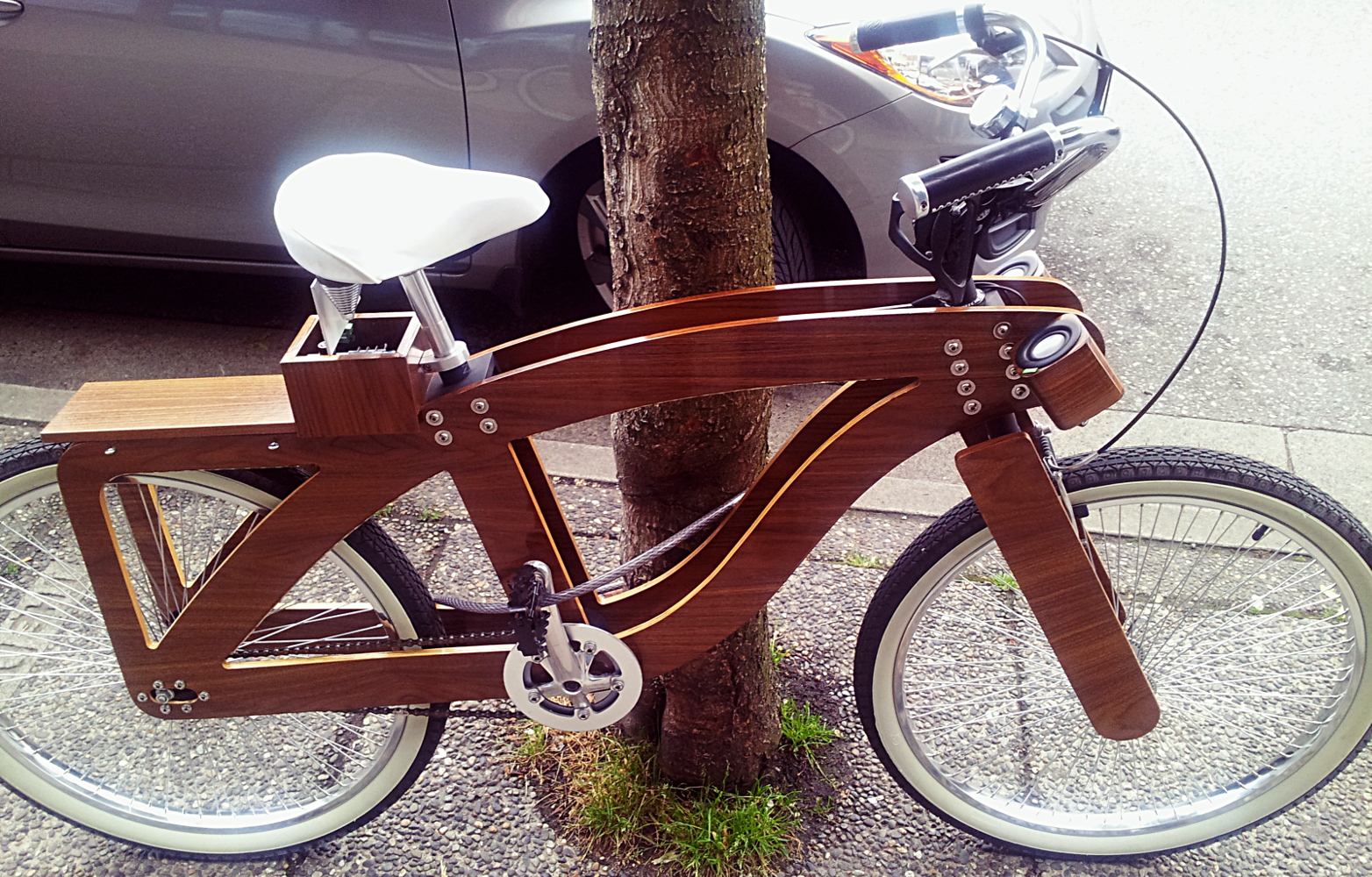 Mystery Of The Wooden Bicycle Sqwabb