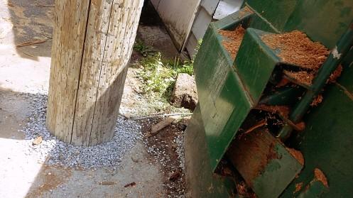 new-pole-sawdust