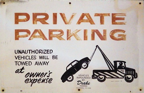 1973-private-parking-sign