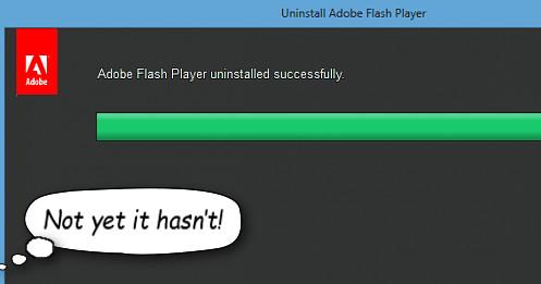 uninstalling-flash