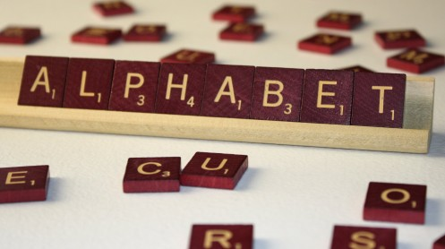 """Everyone's """"scrabbling"""" to figure out what Google's company Alphabet means."""