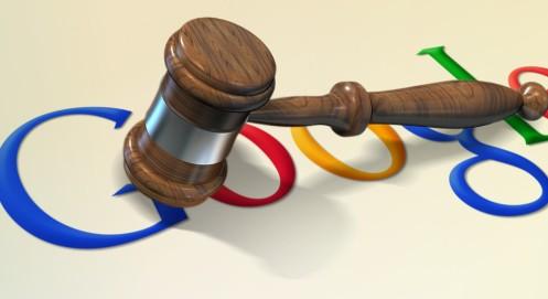 google-under-gavel