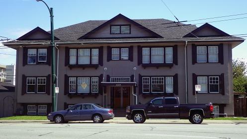 3050 Oak Street.