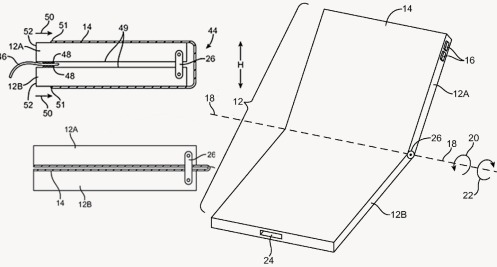 Images from Apple's U.S. Patent 9,504,170.